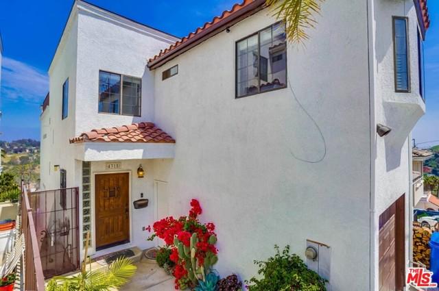 4. 4315 Raynol Street Los Angeles, CA 90032