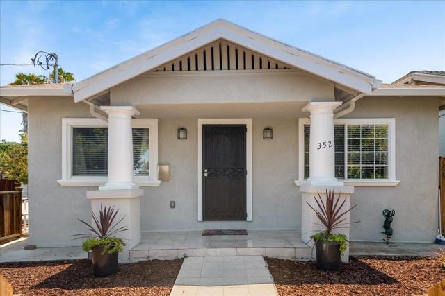 352 Jerome Street, San Jose, CA 95125