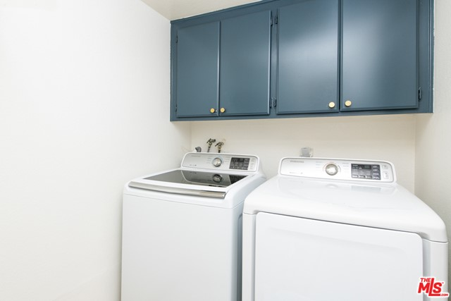 Laundry Located on first level