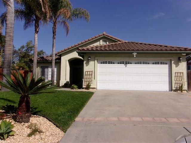 1563 Jonathon St, Vista, CA 92083