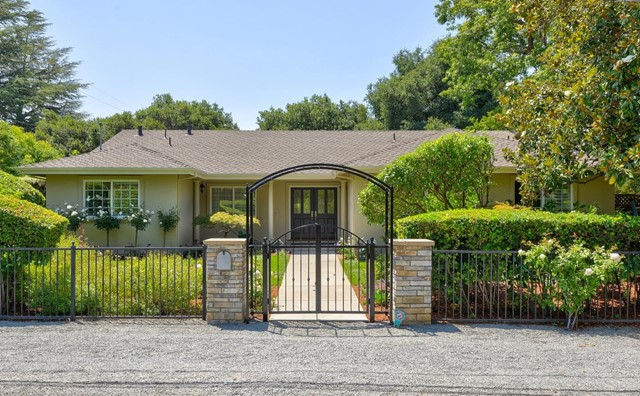 896 Manor Way, Los Altos, CA 94024