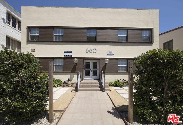 660 S CLOVERDALE Avenue, Los Angeles, CA 90036
