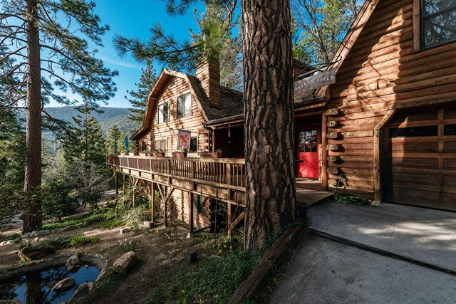 25264 Cougar Rd, Idyllwild, CA 92549 Photo