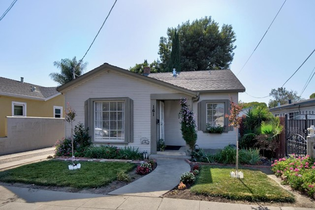 161 26th Street, San Jose, CA 95116