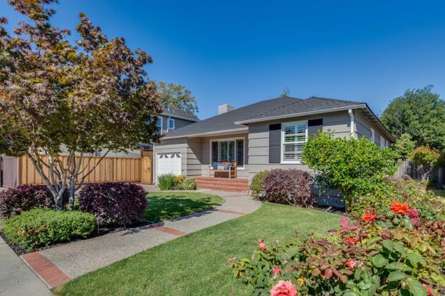 727 Folkstone Avenue, San Mateo, CA 94402
