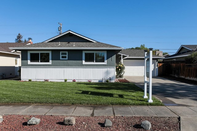 1841 Rochelle Dr, San Jose, CA 95124