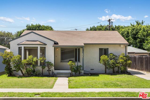 4349 TULLER Avenue, Culver City, CA 90230