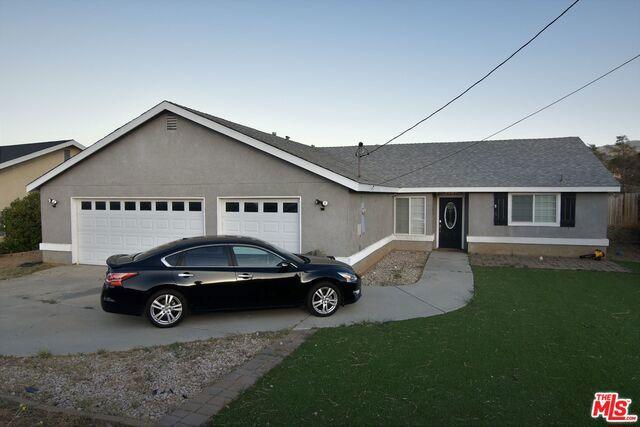 21724 Mid Way, Tehachapi, CA 93561