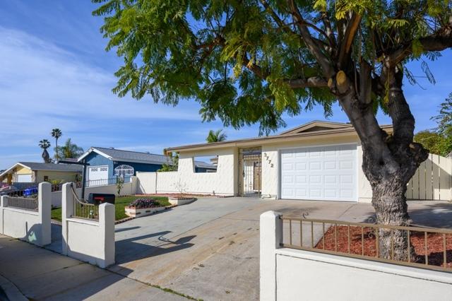 3772 Clavelita, San Diego, CA 92154