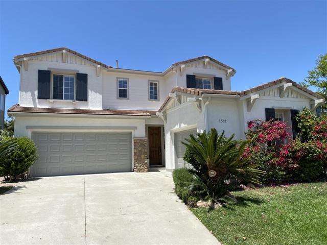 1532 Crescent Pl, San Marcos, CA 92078