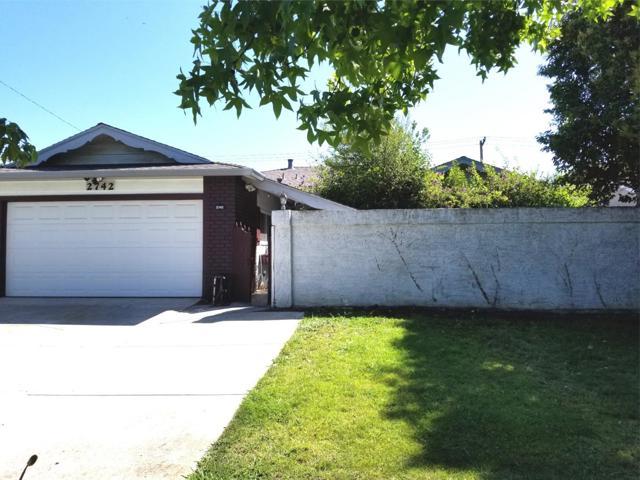 2742 Meridian Avenue, San Jose, CA 95124