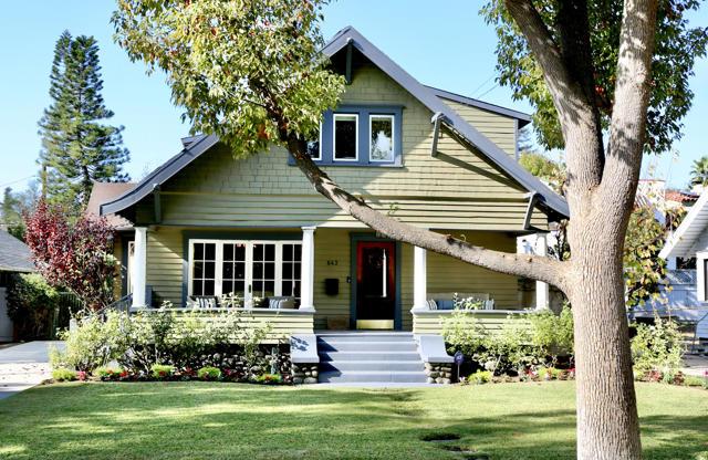 643 S Oak Knoll Av, Pasadena, CA 91106 Photo