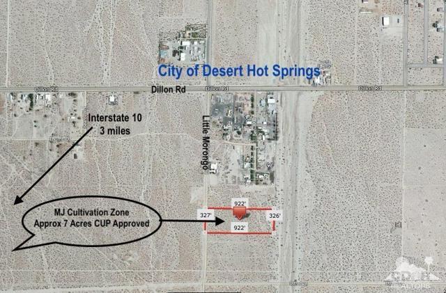 7 Acres Little Morongo, Desert Hot Springs, CA 92241