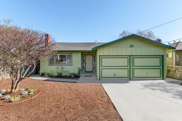 211 Anita Street, Santa Cruz, CA 95060