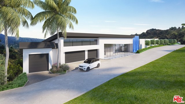 Spectacular Development Opportunity in  Beverly Hills 90210.  Three + acre land . Serene hilltop location!  Beautiful Downtown City Views! Completed permits, plans, ready to build  super contemporary  iconic estate.  30,000 sq ft home with  10 bedrooms, 15 baths, two elevators.  Lower level auto gallery for 20 cars . Pool, media , putting green,   All bells and whistles!  Design by  cutting edge  Architect  Sanam de Loren.