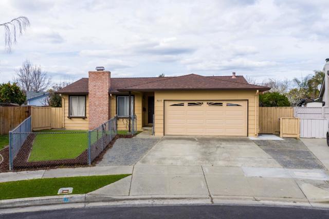 3033 Calcott Court, Fremont, CA 94555