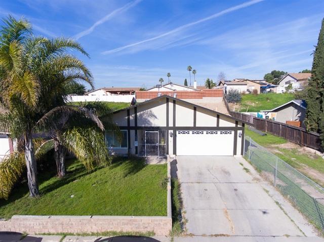 7482 San Vicente, San Diego, CA 92114