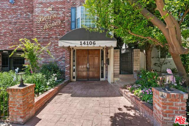 3. 14106 Dickens Street #301 Sherman Oaks, CA 91423