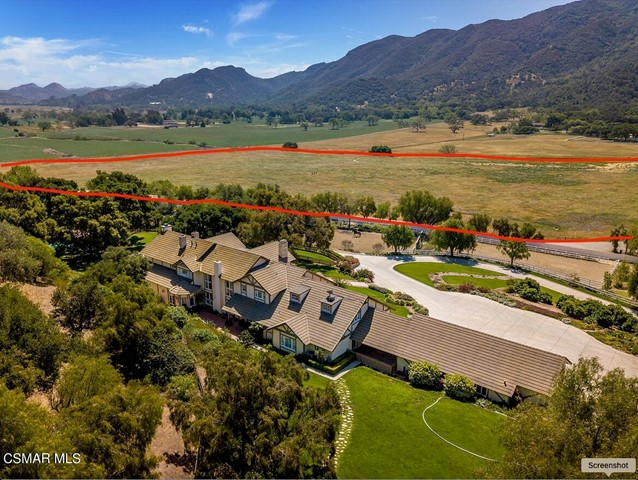 Over 27 flat acres!Nestled in the exclusive equestrian community of Hidden Valley in Westlake Village, Ca., sets this rare property encompassing over 27 flat acres and surrounded by the magnificent Santa Monica Mountains. The possibilities are endless! Build your dream.... whether you are an avid Equestrian or desire a luxury estate or a private weekend retreat; with room for a guest house, equestrian stables, and private serene gardens and grounds and more. The property currently benefits from its own working well with Twin Booster Pumps and 20,000 gallons of storage tank capacity, as well as underground Electrical utility, including transformer and 1,200 AMP switchgear (per SCE). This exceptional property is located just minutes away from famed Sherwood Country Club, Malibu, and local shopping and restaurants. (In addition: 1515 Hidden Valley road - Islandia Farms is just across the road and also available for sale)