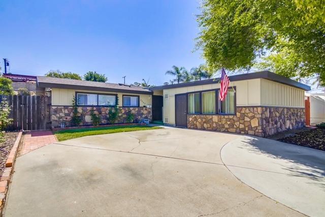 2493 Bartel St, San Diego, CA 92123