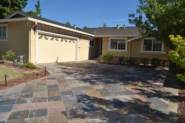 569 Croyden Court, Sunnyvale, CA 94087