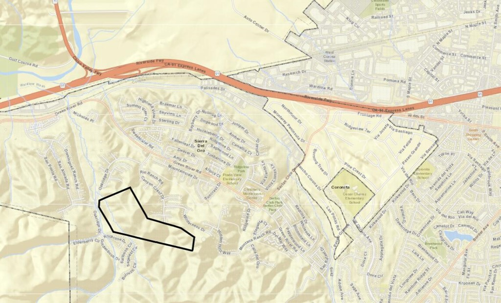Photo of Oakridge Drive, Corona, CA 92882