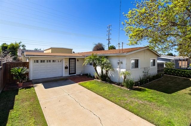5301 Barstow Street, San Diego, CA 92117