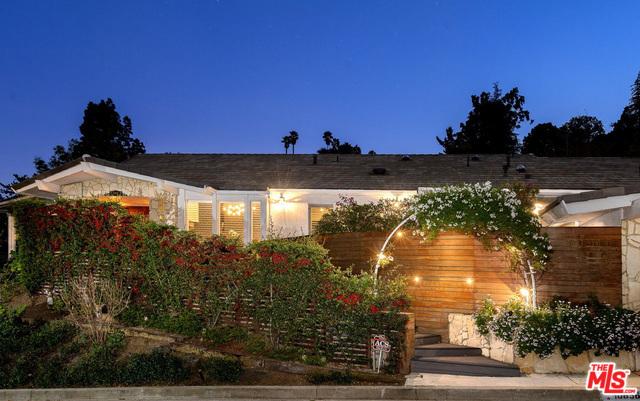 10656 LINDAMERE Drive, Los Angeles, CA 90077