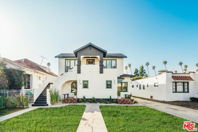4241 2ND Avenue, Los Angeles, CA 90008