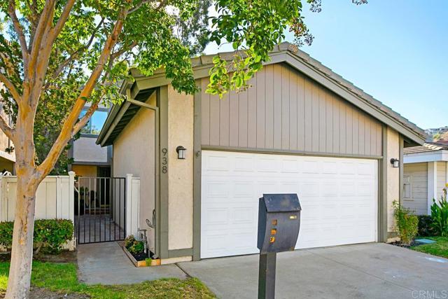 938 S Park Rim Circle, Anaheim Hills, CA 92807