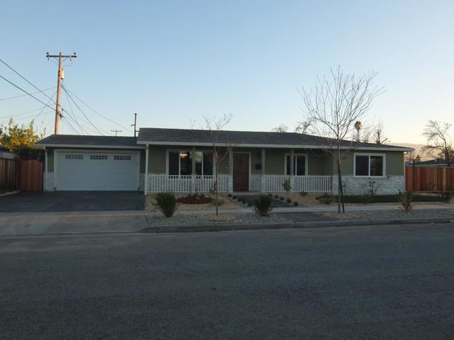 1630 Babero Avenue, San Jose, CA 95118