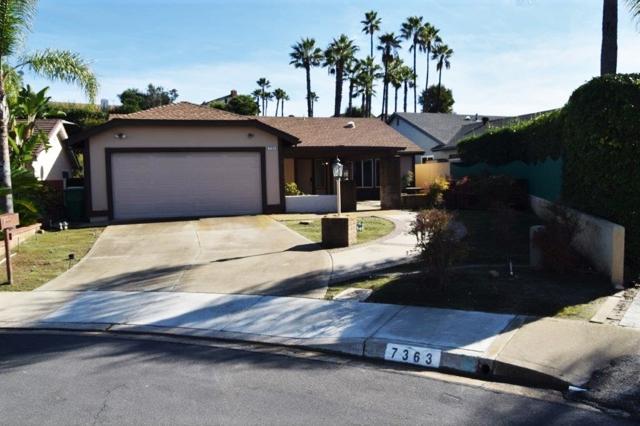 7363 ADIOS COURT, San Diego, CA 92119
