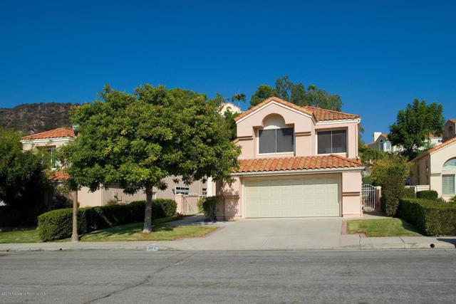 968 Calle Del Pacifico, Glendale, CA 91208