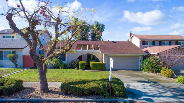 1365 Vance Drive, San Jose, CA 95132