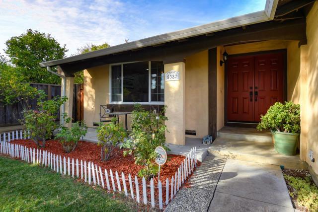 5387 Gerine Blossom Drive, San Jose, CA 95123