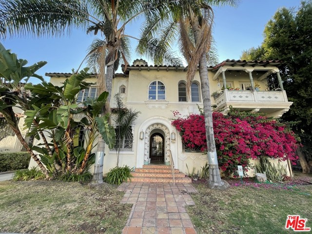 We are pleased to present 409 S Cloverdale Ave, an 8-unit Spanish style apartment building located in Miracle Mile. Built in 1931, the two-story, 7,824-sqft property is situated on an 8,461-sqft lot zoned LAR4. The beautiful building boasts (7) large one bed one bath units and (1) two bed one bath unit. The property also provides a combination of (6) covered garage and (2) uncovered parking spaces in the back. One of the lower units was recently remodeled and features high ceilings, hardwood floors, stained glass windows, crown moldings, stainless steel appliances, refrigerator, dishwasher, oven/stove top, microwave, and a remodeled bathroom with shower and separate bathtub. There are also a washer/dryer in the unit! With significant upside potential for the other units, it offers investors an opportunity to add value to a quality, income producing property in a prime LA market. 409 S Cloverdale is located in the Miracle Mile neighborhood. Miracle Mile is a vibrant community brimming with retail, restaurants and entertainment. One of its main attractions is Museum Row, a strip comprised of the Los Angeles County Museum of Art (LACMA), the La Brea Tar Pits, the Peterson Automotive Museum and others. The property is just off of 3rd Street and La Brea, and its in close proximity to Hancock Park, Beverly Hills, Koreatown, West Hollywood and DTLA.