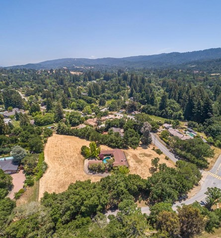 1195 Westridge Drive, Portola Valley, CA 94028