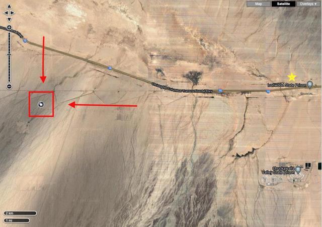 0 Powerline Rd, Desert Center, CA 92239 Photo 1