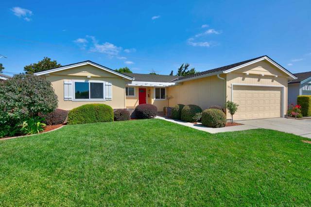 1019 Cassia Way, Sunnyvale, CA 94086