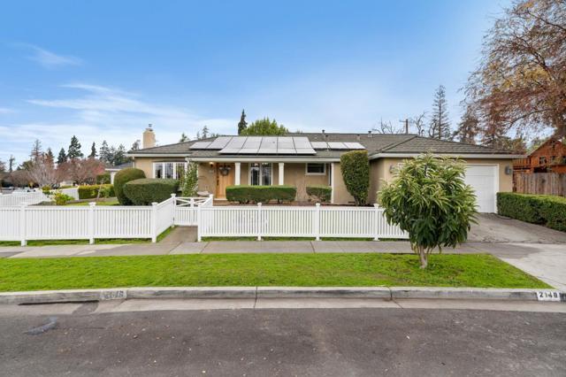 2148 Walnut Grove Avenue, San Jose, CA 95128