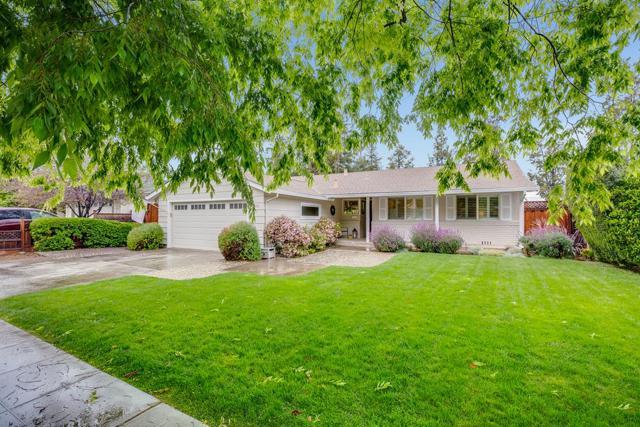 1583 Ferndale Drive, San Jose, CA 95118