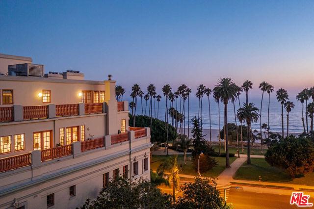 603 Ocean Avenue Penthouse, Santa Monica, CA 90402