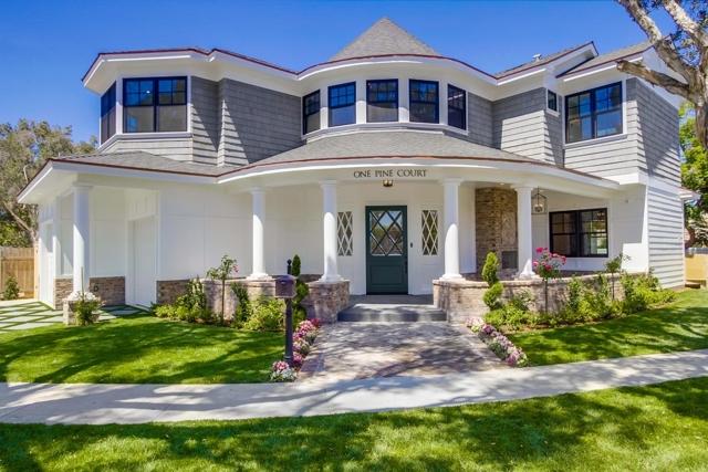 1 Pine Court, Coronado, CA 92118