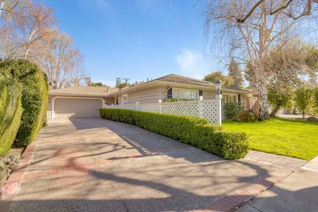 40 Willow Road, Menlo Park, CA 94025