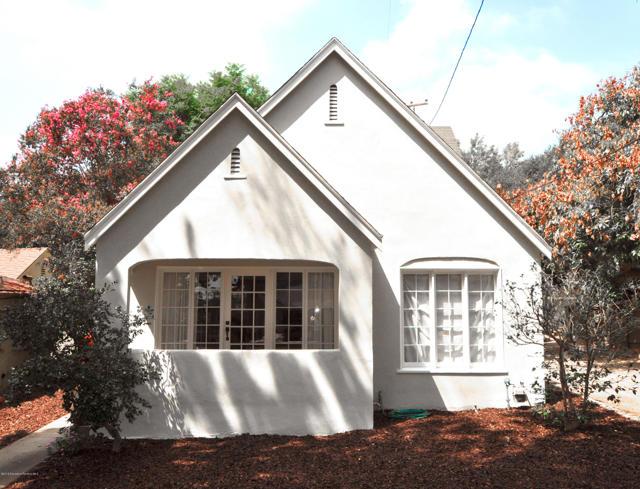831 Montrose Ave, South Pasadena, CA 91030