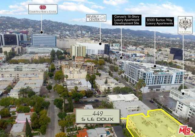 449 S Le Doux Road, Los Angeles, CA 90048