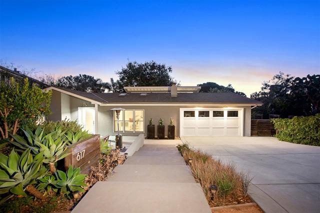 617 Barbara Avenue, Solana Beach, CA 92075