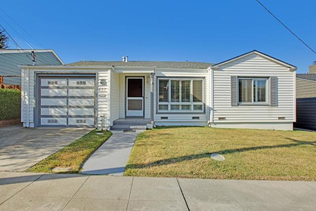 457 Maple Avenue, San Bruno, CA 94066