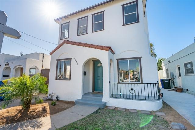 4356 33rd St, San Diego, CA 92104