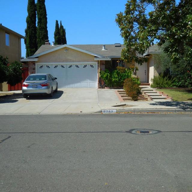 5753 Orchard Park Drive, San Jose, CA 95123